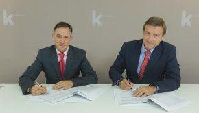 Itzarri EPSV confía a Kutxabank la custodia y vigilancia del patrimonio de sus más de 90.000 socios/as
